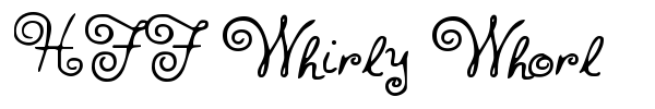 HFF Whirly Whorl fuente