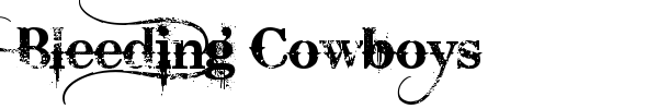 Bleeding Cowboys fuente