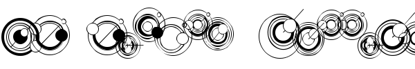 WS Simple Gallifreyan fuente